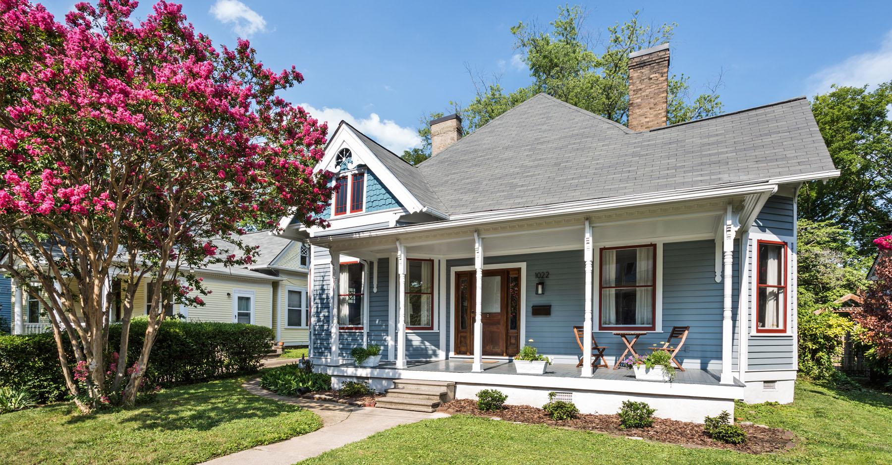 Complete Cottage Overhaul