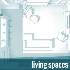 Room Type Button - Living