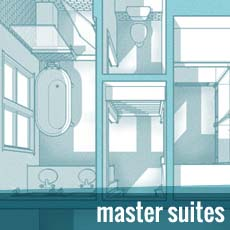 Room Type Button - Master Suite
