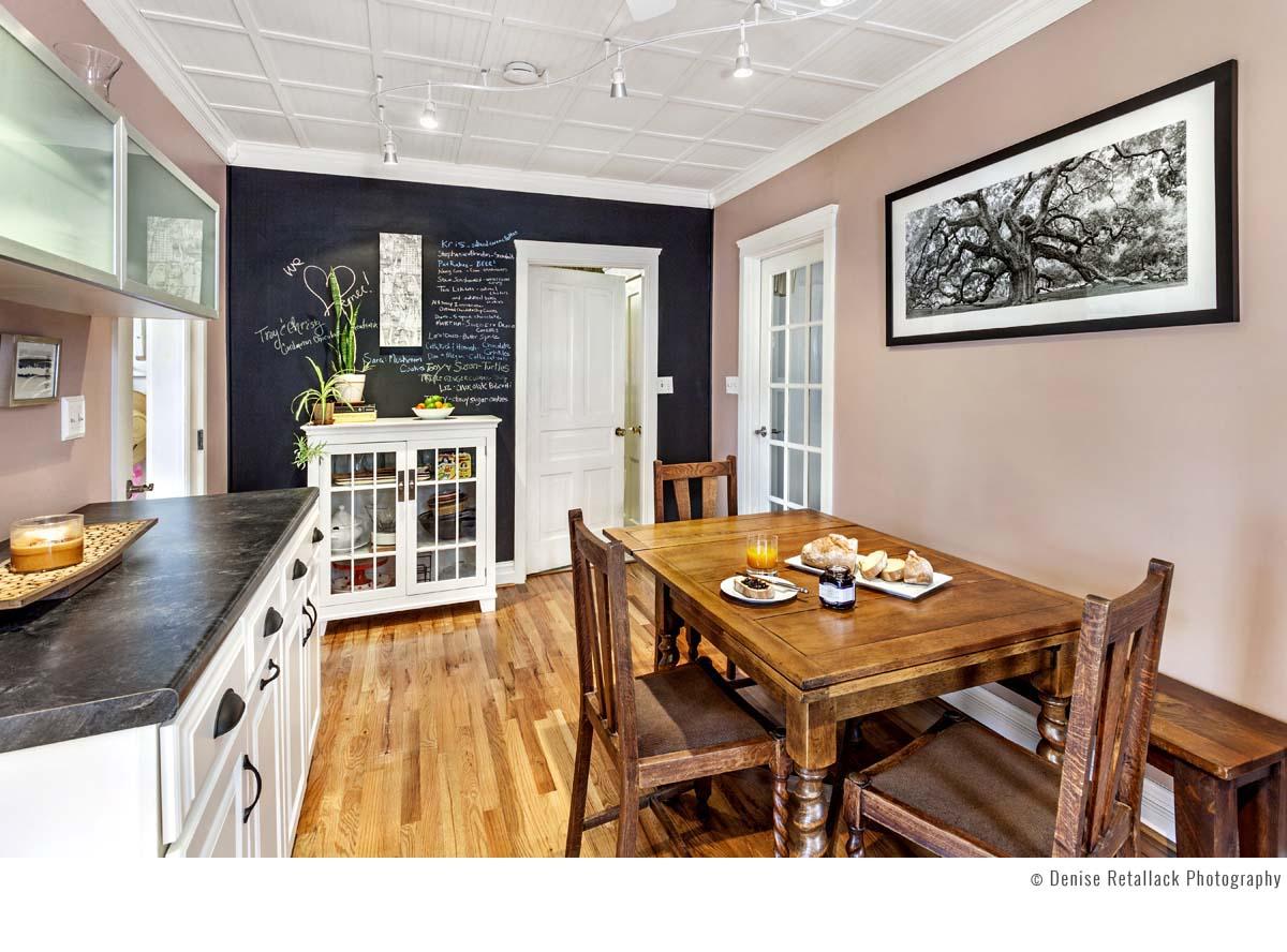Open Door Architecture Victorian Cottage Kitchen