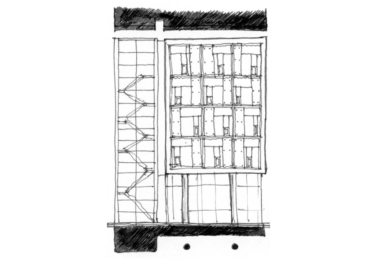 facade study  -  Berlin, Germany